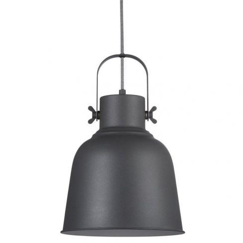 Adrian 25 Pendant Ceiling Light Black