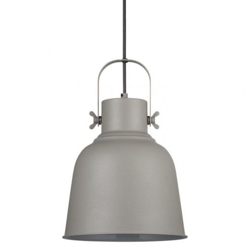 Adrian 25 Pendant Ceiling Light Grey
