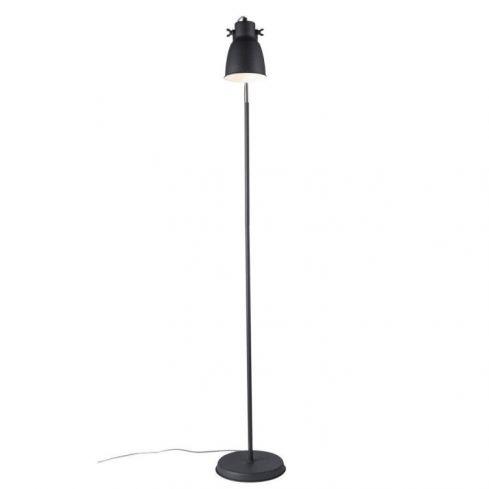 Adrian Floor Lamp Black