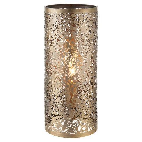 Secret Garden Table Lamp Antique Brass
