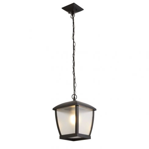Winsford Outdoor Pendant - Black