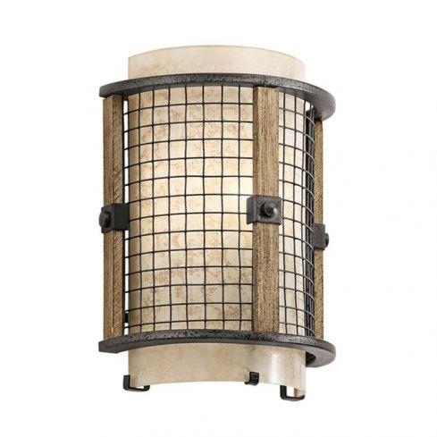 Ahrendale 1-Light Wall Light