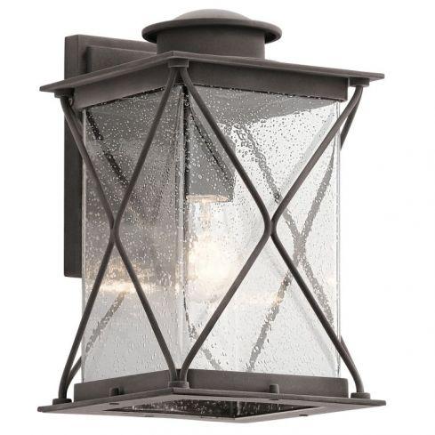 Argyle 1-Light Medium Outdoor Wall Light