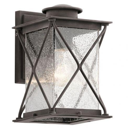 Argyle 1-Light Small Outdoor Wall Light