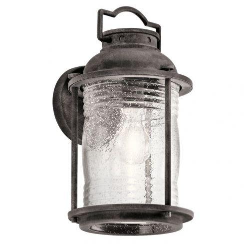 Ashlandbay 1-Light Outdoor Medium Wall Lantern