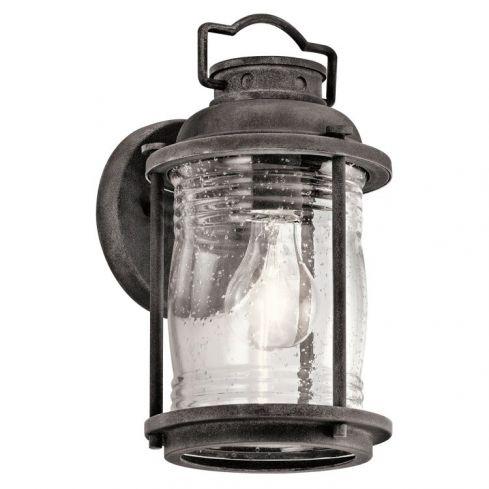 Ashlandbay 1-Light Outdoor Small Wall Lantern