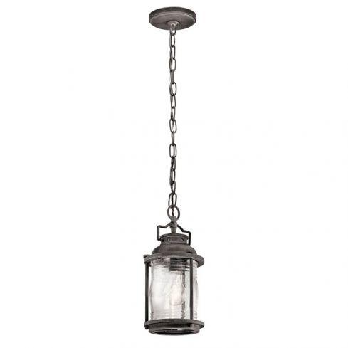 Ashlandbay 1-Light Outdoor Small Chain Lantern