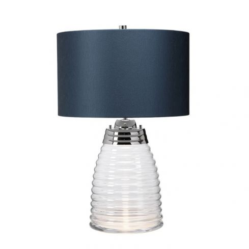 Milne Table Lamp - Teal
