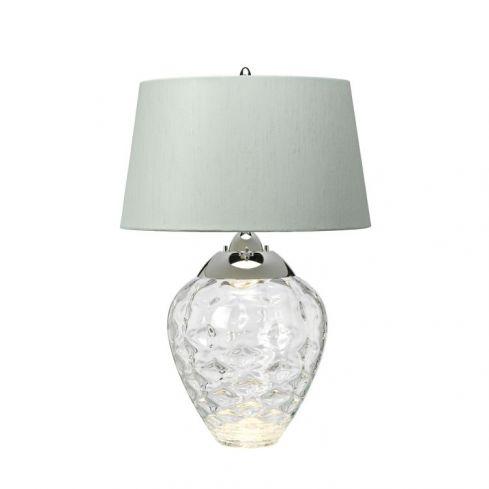 Samara Table Lamp - Clear