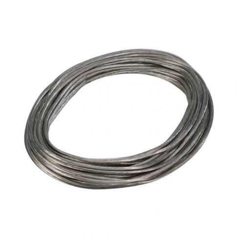 12V Wire 6mm², 20m chrome