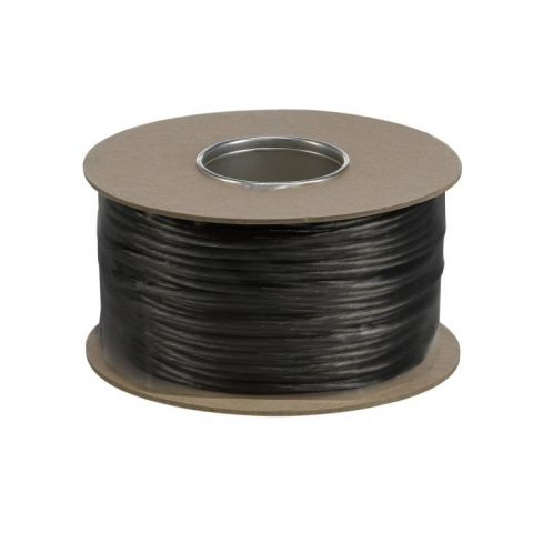 12V Wire 6mm² 100m black