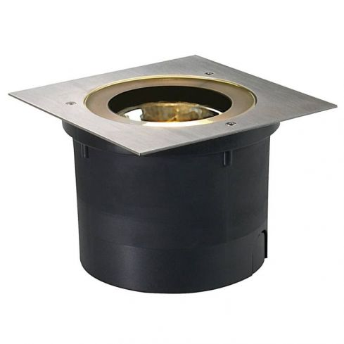 ADJUST QRB111 Square stainless steel