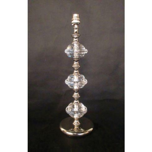 Boston F Table Lamp Nickel