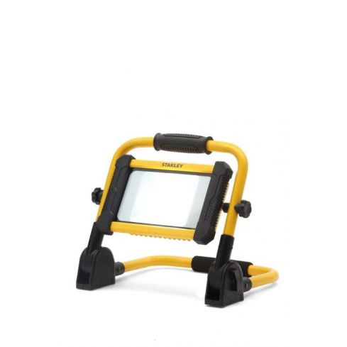 24w LED Rechargeable Folding Worklight Yellow/Black