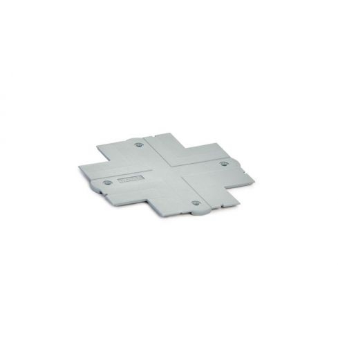 XTSF30 Silver: Connector cover plate